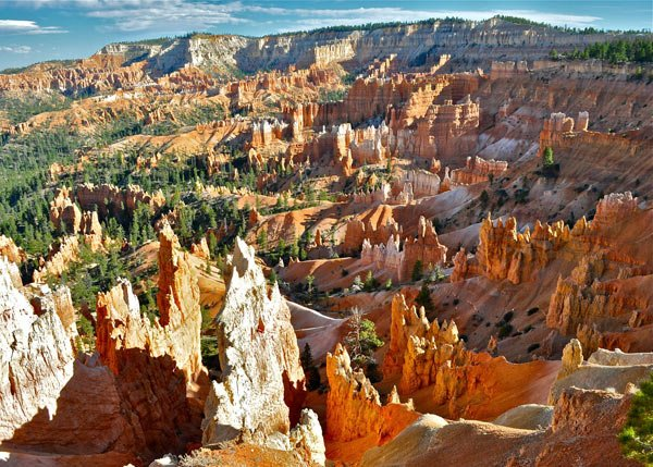DAY 5: CAPITOL REEF • BRYCE CANYON • SPRINGDALE