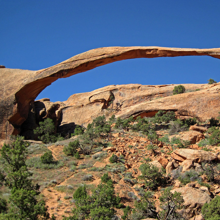 DAY 7: (THURSDAY) ARCHES NATIONAL PARK