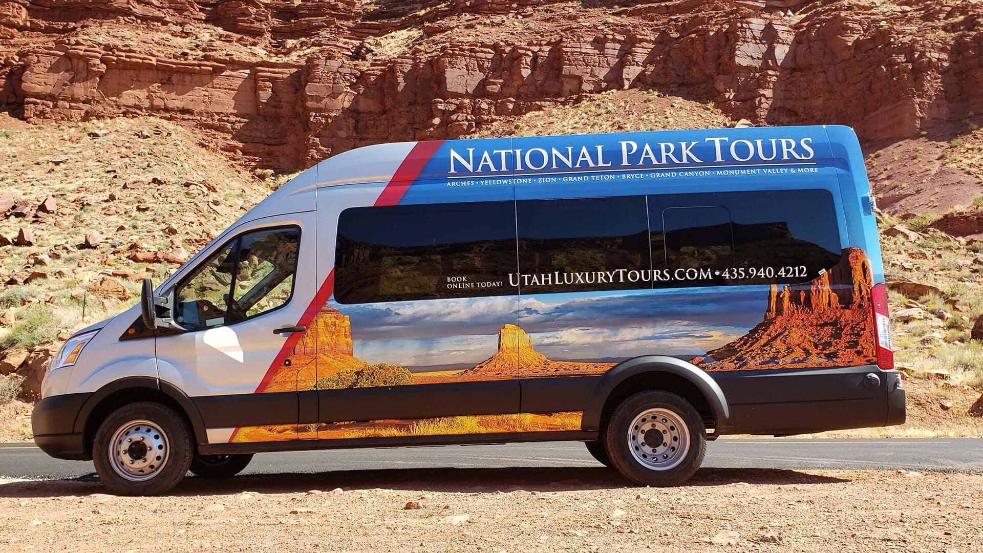 4 Ways Sprinter Vans Will Enhance Your Utah Luxury Tour